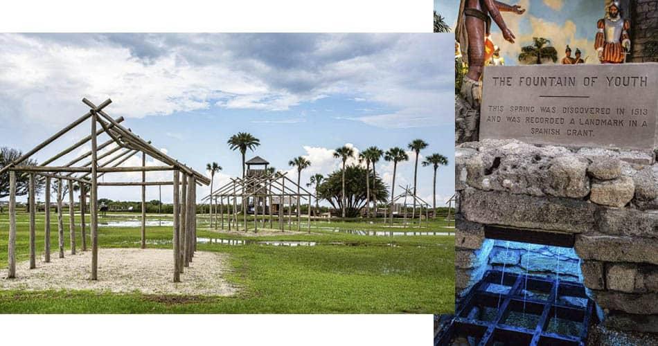St Augustine: cidade perto de Orlando com muita história