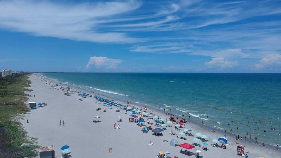 Cocoa Beach: dica de praia em cidade perto de Orlando