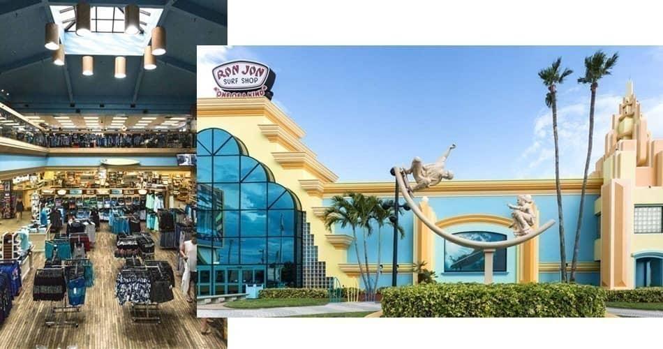 O que fazer na Flórida: compras na maior loja de surf do mundo