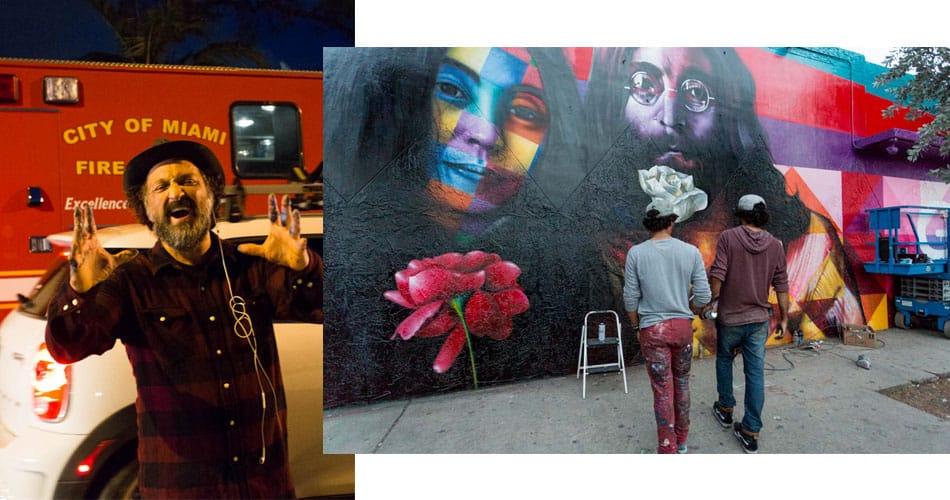 O que fazer na Flórida: ver seu grafiteiro favorito