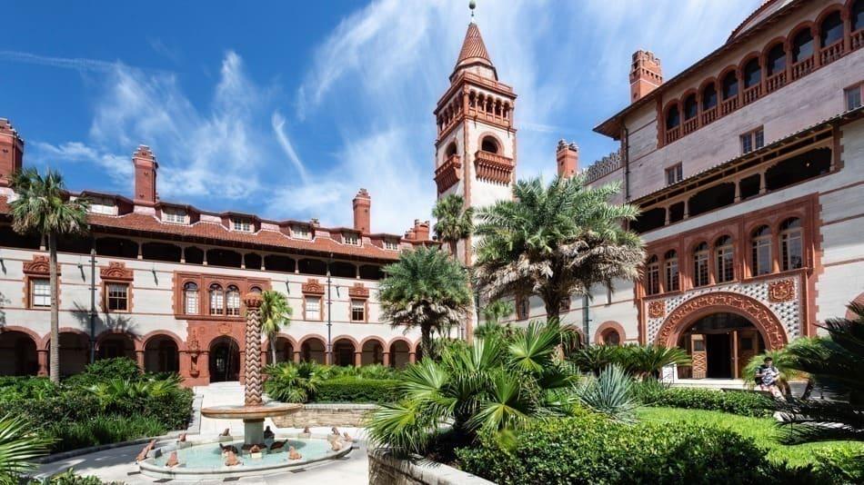 Flagler College em St. Augustine