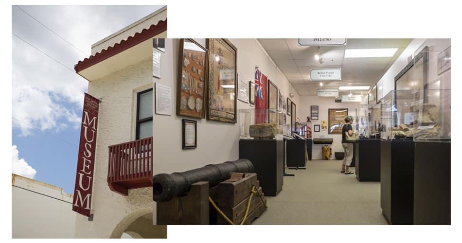 Museu em New Smyrna Beach