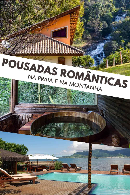 Seleção com 11 pousadas românticas perto de SP para você aproveitar com seu amor. Confira as melhores pousadas românticas SP na montanha e na praia.
