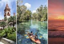 3 roteiros temáticos em 7 cidades perto de Orlando