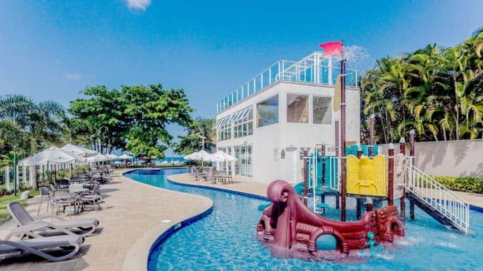 Os melhores hotéis pé na areia em SP: Beach Hotel Sunset