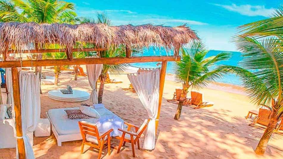 Os melhores hotéis pé na areia em SP: DPNY Beach Hotel & Spa