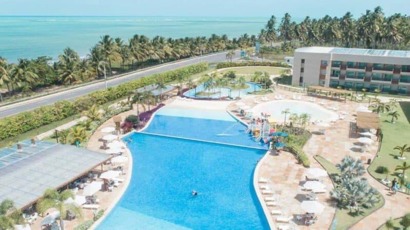 Dica de resort em Alagoas: Japaratinga