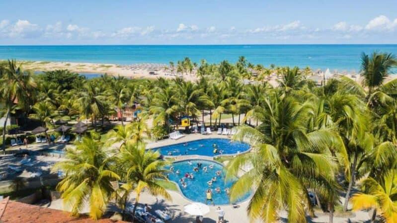 Dica de resort all-inclusive em Alagoas: Pratagy