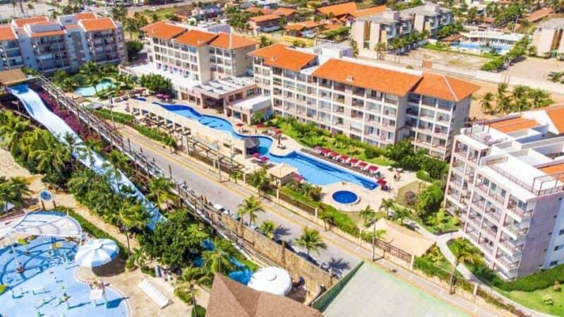 Os melhores resorts do Ceará: Beach Park
