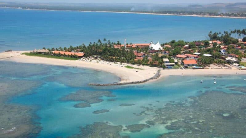 Serrambi, um dos melhores resorts do Nordeste