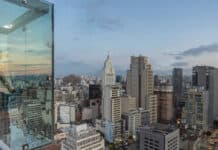 Sampa Sky: novo mirante de vidro em SP
