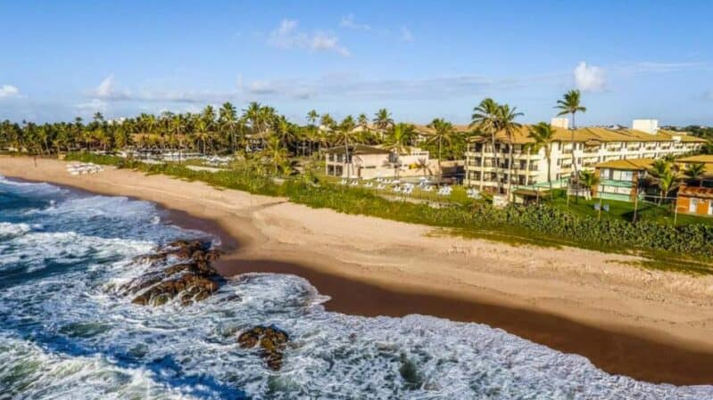 Dica da melhor praia em Salvador para se hospedar