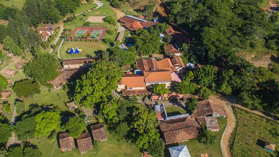 Resorts no RJ: Fazenda Gamela