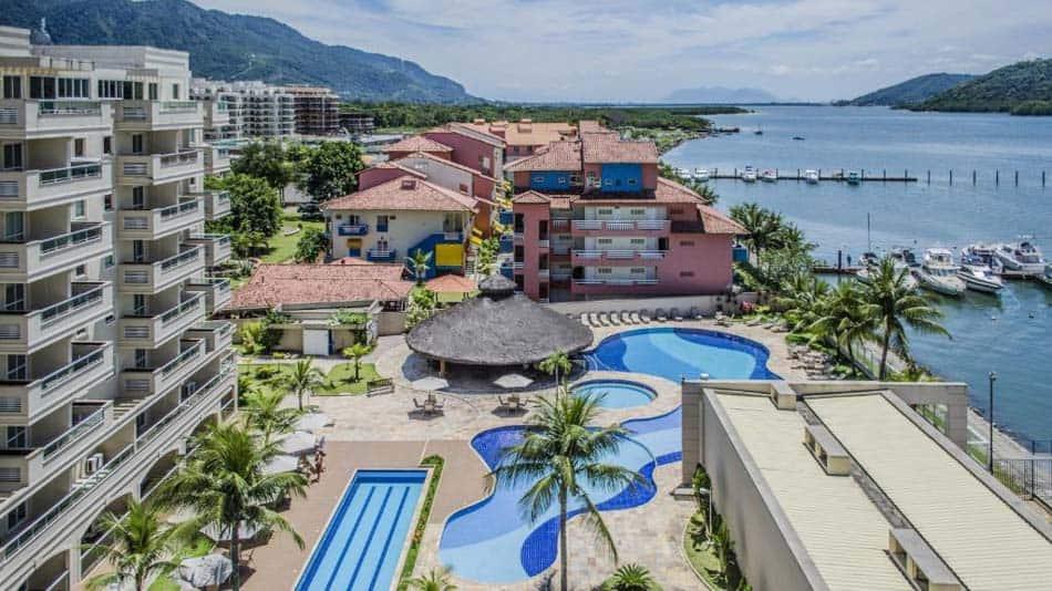 Resorts no RJ: Port Marina Mont Blanc