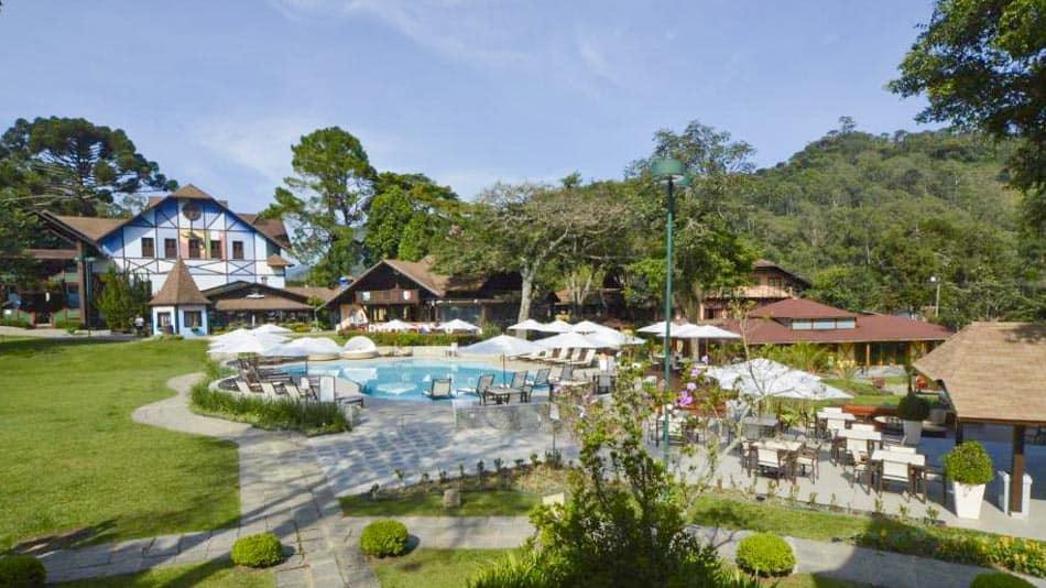 Resorts no RJ: Village Le Canton