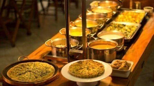 Restaurante vegetariano em SP: Alternativa
