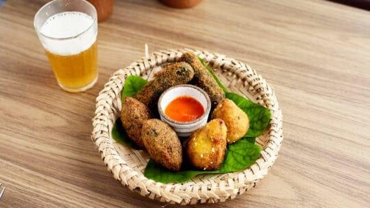 Restaurantes vegetarianos em SP: Camelia Ododo