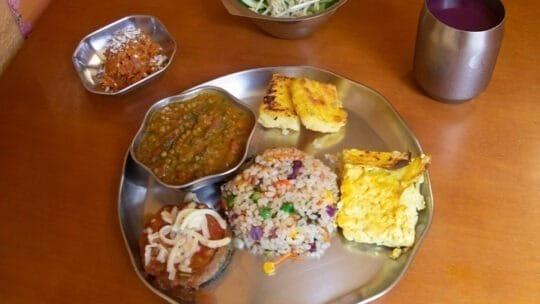 Restaurante vegetariano em SP: Gopala