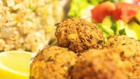 Restaurante vegetariano em SP: Pratada!