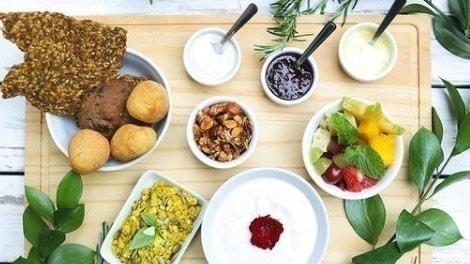 Restaurantes vegetarianos em SP: Purana